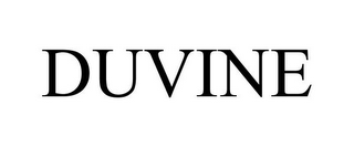 mark for DUVINE, trademark #85744644