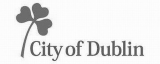 mark for CITY OF DUBLIN, trademark #85744651