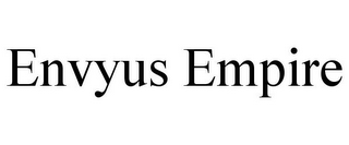 mark for ENVYUS EMPIRE, trademark #85744658