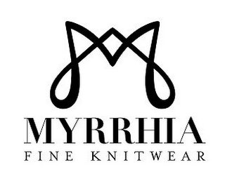 mark for M MYRRHIA, trademark #85744804