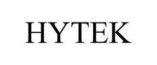 mark for HYTEK, trademark #85744945
