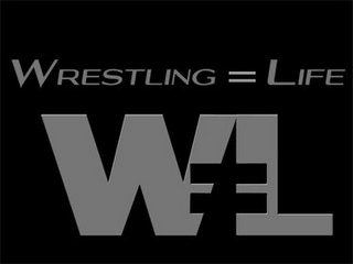 mark for WRESTLING = LIFE W=L, trademark #85744995