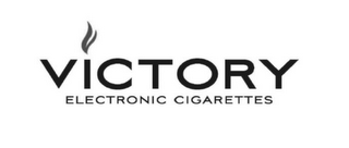 mark for VICTORY ELECTRONIC CIGARETTES, trademark #85745029