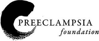 mark for PREECLAMPSIA FOUNDATION, trademark #85745241