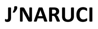 mark for J'NARUCI, trademark #85745245