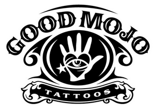 mark for GOOD MOJO TATTOOS, trademark #85745342