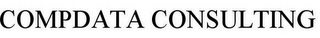 mark for COMPDATA CONSULTING, trademark #85745389