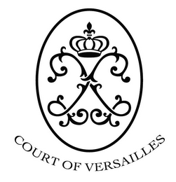 mark for COURT OF VERSAILLES, trademark #85745474