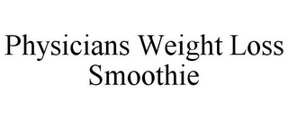 mark for PHYSICIANS WEIGHT LOSS SMOOTHIE, trademark #85745481