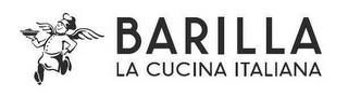 mark for BARILLA LA CUCINA ITALIANA, trademark #85745541
