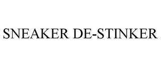 mark for SNEAKER DE-STINKER, trademark #85745684