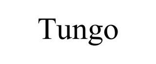 mark for TUNGO, trademark #85745794