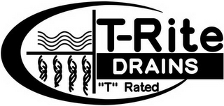 "mark for T-RITE DRAINS ""T"" RATED, trademark #85745854"