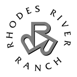 mark for RHODES RIVER RANCH RRR, trademark #85746297