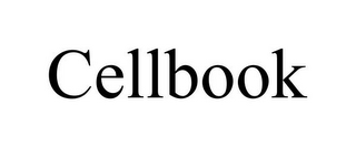 mark for CELLBOOK, trademark #85746319