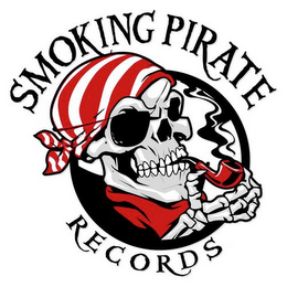 mark for SMOKING PIRATE RECORDS, trademark #85746375