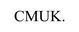 mark for CMUK., trademark #85746421