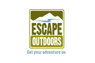 mark for ESCAPE OUTDOORS GET YOUR ADVENTURE ON, trademark #85746649