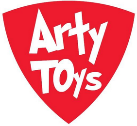 mark for ARTY TOYS, trademark #85746690