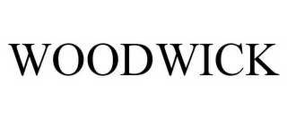mark for WOODWICK, trademark #85746739