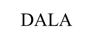 mark for DALA, trademark #85746745