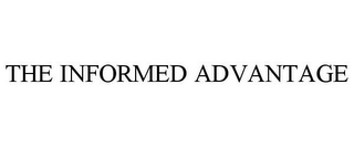 mark for THE INFORMED ADVANTAGE, trademark #85746759