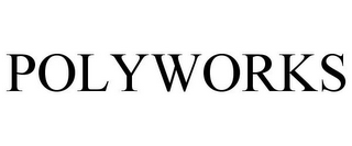 mark for POLYWORKS, trademark #85746974