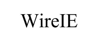 mark for WIREIE, trademark #85747015