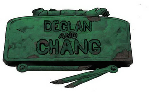 mark for DECLAN AND CHANG, trademark #85747046