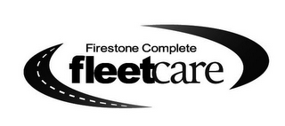 mark for FIRESTONE COMPLETE FLEETCARE, trademark #85747053