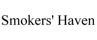 mark for SMOKERS' HAVEN, trademark #85747094