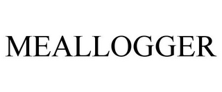 mark for MEALLOGGER, trademark #85747175