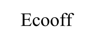 mark for ECOOFF, trademark #85747303