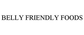 mark for BELLY FRIENDLY FOODS, trademark #85747577