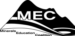 mark for MEC MINERALS EDUCATION COALITION, trademark #85747720