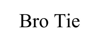 mark for BRO TIE, trademark #85747779