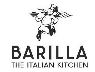 mark for BARILLA THE ITALIAN KITCHEN, trademark #85747806