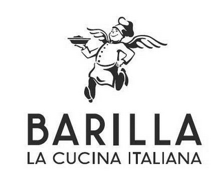 mark for BARILLA LA CUCINA ITALIANA, trademark #85747820