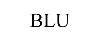mark for BLU, trademark #85747918