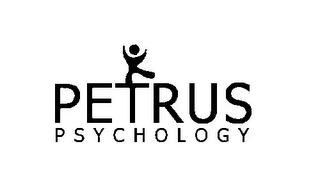 mark for PETRUS PSYCHOLOGY, trademark #85748067