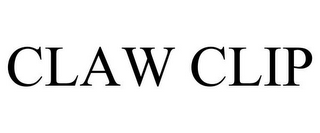 mark for CLAW CLIP, trademark #85748199