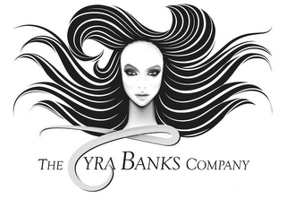 mark for THE TYRA BANKS COMPANY, trademark #85748302