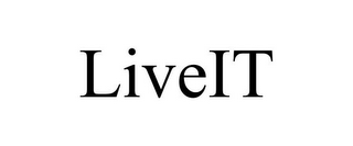 mark for LIVEIT, trademark #85748328