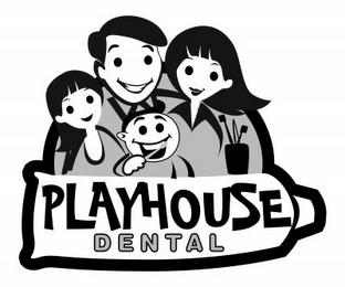 mark for PLAYHOUSE DENTAL, trademark #85748372