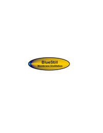 mark for BLUESTILL MEMBRANE DISTILLATION, trademark #85748380
