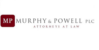 mark for M P MURPHY & POWELL ATTORNEYS AT LAW, trademark #85748410