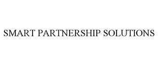 mark for SMART PARTNERSHIP SOLUTIONS, trademark #85748421