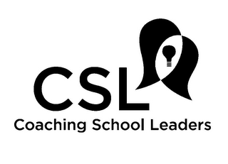 mark for CSL COACHING SCHOOL LEADERS, trademark #85748424