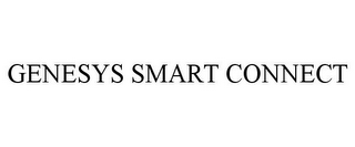 mark for GENESYS SMART CONNECT, trademark #85748468