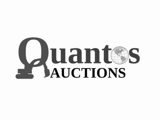 mark for QUANTOS AUCTIONS, trademark #85748538